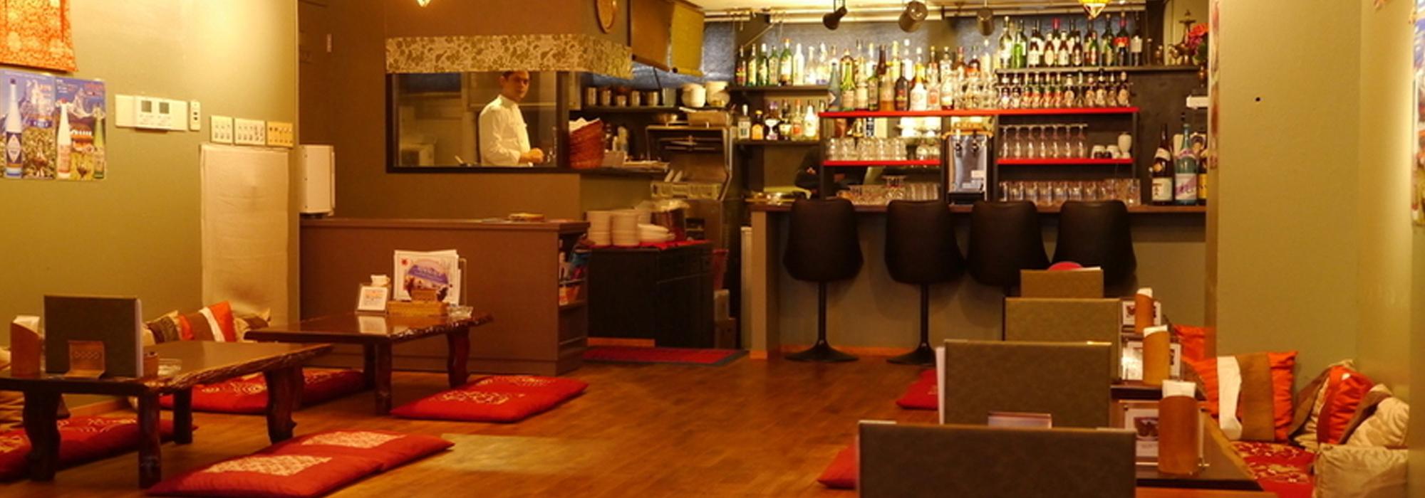 インド・ネパール料理のマユール京都   Mayur Kyoto