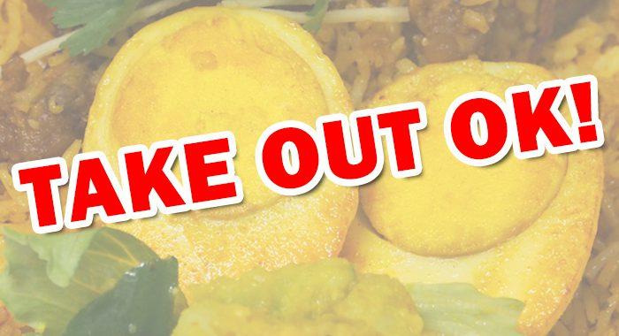 イベントやホームパーティーに!お料理のテイクアウトできます!